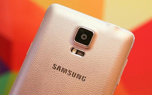 مزايا الكاميرا في هاتف Galaxy Note 4