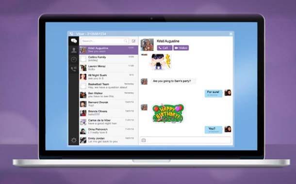 برنامج فايبر للكمبيوتر بأحدث إصدار Viber Desktop Free Calls