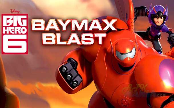 اللعبة المسلية Big Hero 6: Baymax Blast v1.1 APK