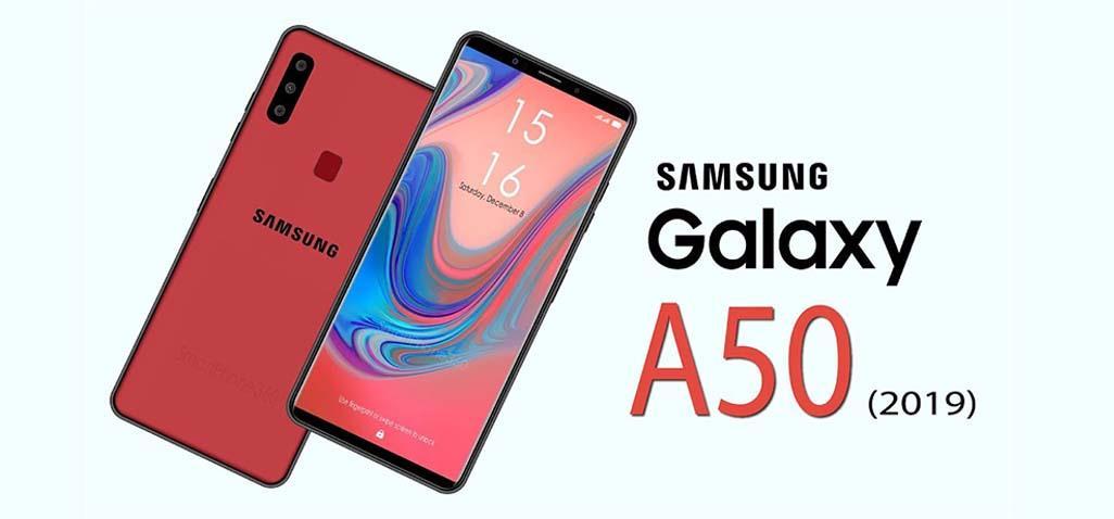 تسريب يكشف عن اصدار 2019 من هاتف Samsung Galaxy A50 من الفئة المتوسطة