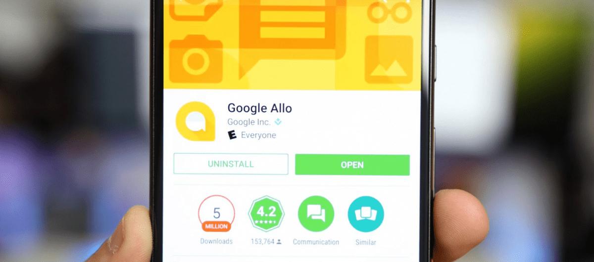 جوجل تعلن رسمياً ايقاف خدمات Google Allo