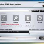 برنامج قفل الفلاشات برقم سرى   idoo USB Encryption 6.2.0