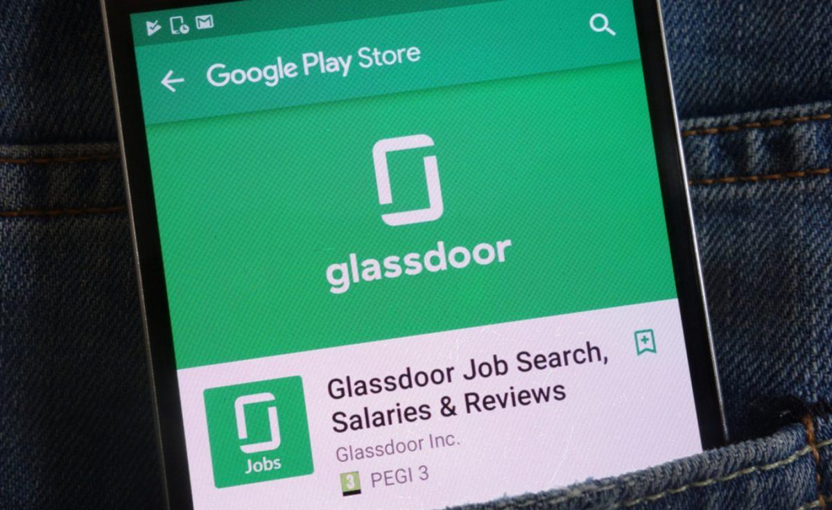 Glassdoor Job Search