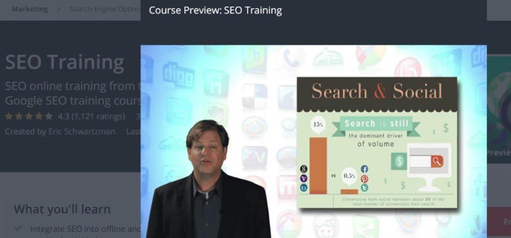 5 دورات تدريبية مجانية عبر الإنترنت للتدريب على مجالات التسويق الإلكتروني