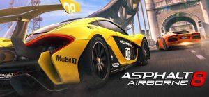 تحميل أحدث إصدار للعبة Asphalt 8 Airborne v4.0.1a MOD بنسختها المهكرة(نقود لانهايية/infinity money)
