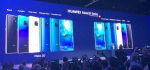 شركة هواوي الأكثر مبيعاً في الاسواق الصينية