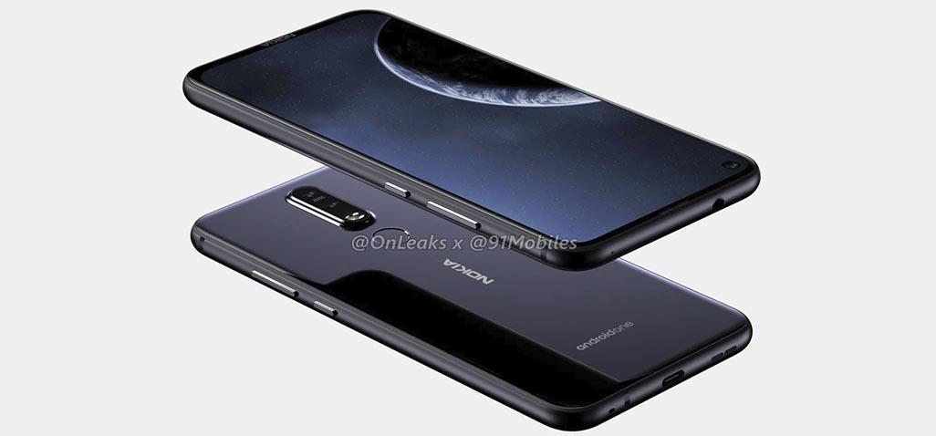 فيديو إستعراض لهاتف نوكيا الجديد Nokia 8.1 Plus