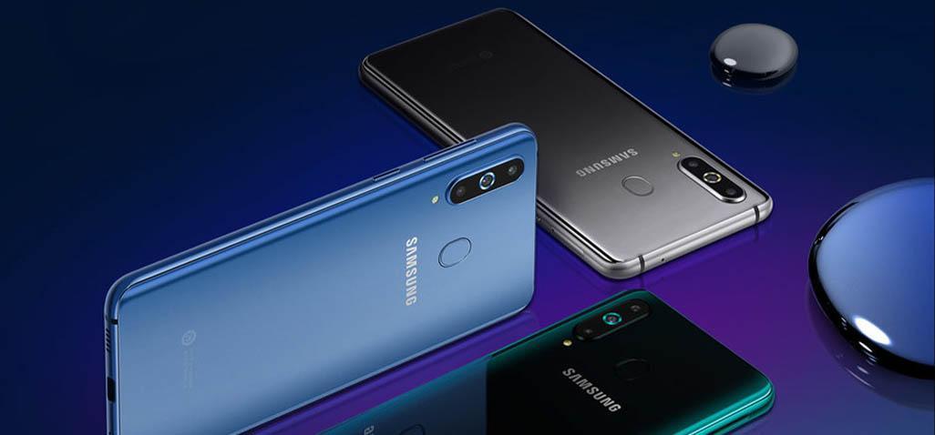 سامسونج تكشف الستار عن هاتفها الذكي Galaxy A9 Pro عالمياً
