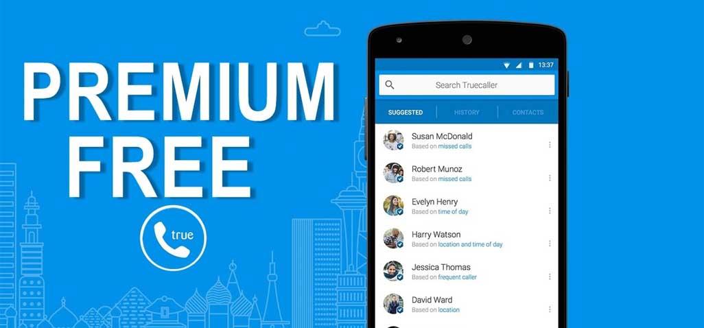 تطبيق تروكولر النسخة المدفوعة Truecaller Premium v10.12.8 Cracked  للاندرويد