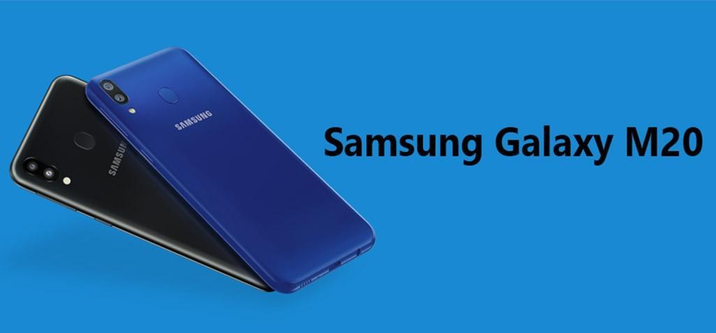 شركة سامسونج تكشف النقاب عن هاتفي M10 و Galaxy M20