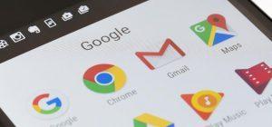 جوجل تعيد تصميم بريد Gmail على اندرويد و IOS