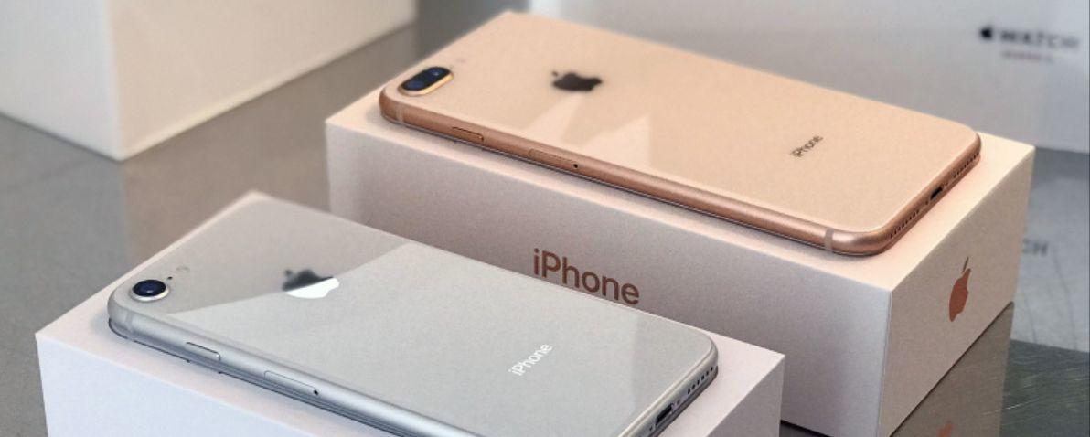 رسمياً آبل تعلن إيقاف بيع هواتف آيفون 7 و iPhone 8
