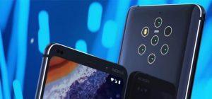 نوكيا تحضر لإطلاق هاتفها الرائد نوكيا 9 خلال معرض MWC 2019