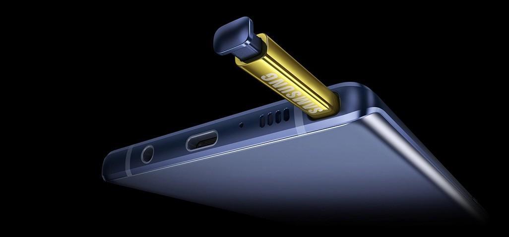 براءة اختراع جديدة لقلم إلكتروني مزود بكاميرا من شركة سامسونغ