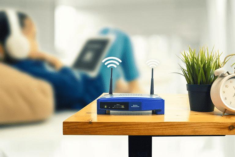 ثروة-إنترنت-حقيقية-في-منزلك-الواي-فاي-المنزلي-والفارق-بين-ترددي-5-و2.4-جيجاهرتز