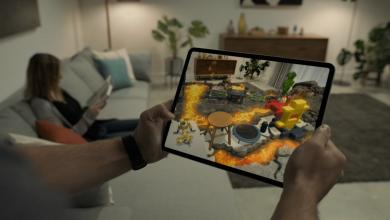 Photo of 5 تطبيقات لتجربة تقنية LiDAR في iPad Pro الجديد