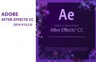 البرنامج العملاق لإنشاء المؤثرات الحركية والإنتقالية Adobe After Effects CC 2014 13.2.0