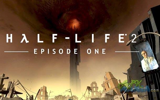 لعبة الأكشن والقتال Half-Life 2- Episode One v40