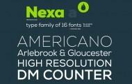 مجموعة خطوط Nexa Font Family - 16 Fonts for $90