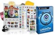 برنامج الكاميرا الوهمية والمضحكة WebcamMax 7.8.7.8