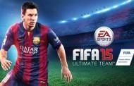 لعبة كرة القدم الشهيرة فيفا FIFA 15 Ultimate Team 1.2.0